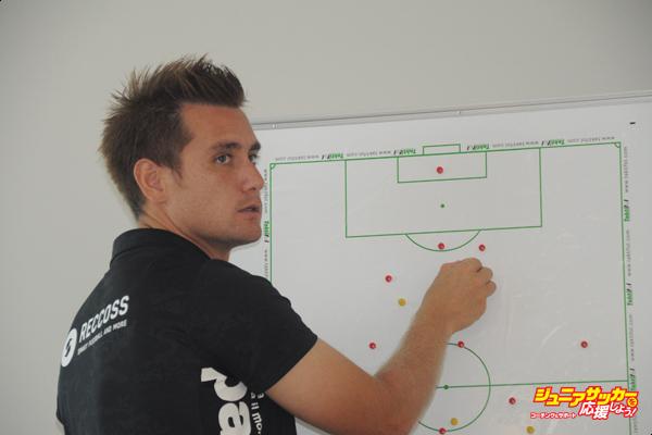 ジュニアサッカーを応援しよう!「1対1」について記事が掲載されました