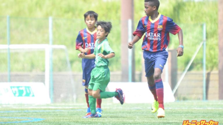 ジュニアサッカーを応援しよう!「成長に最も適した環境」について記事が掲載されました